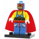LEGO Collectible Minifigures Series 1 Super Wrestler