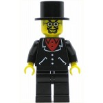 LEGO Adventurers Minifigure Lord Sam Sinister Suit