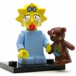 LEGO Collectible Minifigures The Simpsons Maggie Simpson