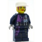 LEGO Alpha Team Minifigure Radia Mission Deep Sea