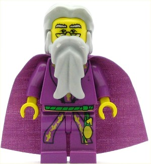 LEGO Harry Potter Minifigure Dumbledore