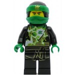 LEGO Ninjago Minifigure Lloyd - Sons of Garmadon (Spinjitzu Masters) (70640)