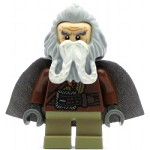 LEGO Hobbit and Lord of the Rings Minifigure Oin the Dwarf