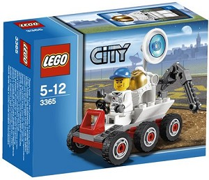 LEGO 3365 City Moon Buggy