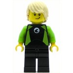 LEGO Town Minifigure Town Coast Guard Surfer
