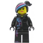 LEGO The Lego Movie Minifigure Wyldstyle with Hood Folded Down
