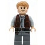 LEGO Jurassic World Minifigure Owen