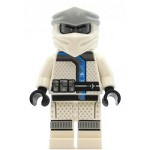 LEGO Ninjago Minifigure Zane - Legacy, Sons of Garmadon Robe