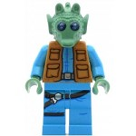 LEGO Star Wars Minifigure Greedo with Belt