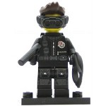 LEGO Collectible Minifigures Series 16 Spy