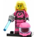 LEGO Collectible Minifigures Series 6 Intergalactic Girl