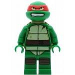 LEGO Teenage Mutant Ninja Turtles Minifigure Raphael