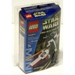 LEGO 4487 Star Wars Jedi Starfighter & Slave I