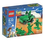 LEGO 7595 Toy Story Army Men on Patrol