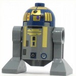 LEGO Star Wars Minifigure R8-B7
