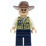 LEGO Jurassic World Minifigure Vet Hat Fedora