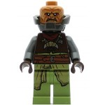 LEGO Star Wars Minifigure Klatooinian Raider with Armor Neck
