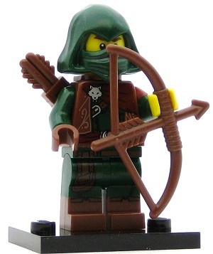 LEGO Collectible Minifigures Series 16 Rogue
