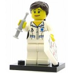 LEGO Collectible Minifigures Series 1 Nurse