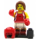 LEGO Collectible Minifigures Series 16 Kickboxer Girl