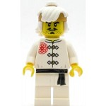 LEGO Ninjago Minifigure Teen Wu (Sensei Wu), White Training Gi