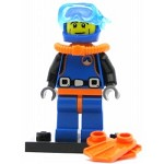 LEGO Collectible Minifigures Series 1 Deep Sea Diver