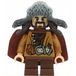 LEGO Hobbit and Lord of the Rings Minifigure Bofur the Dwarf