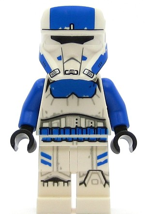 LEGO Star Wars Minifigure Imperial Transport Pilot (Athex)