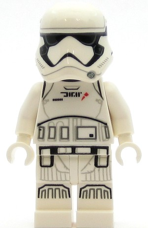 LEGO Star Wars Minifigure First Order Treadspeeder Driver