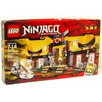LEGO 2504 NinjaGo Spinjitzu Training Center