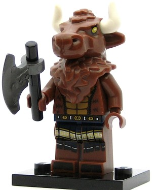 LEGO Collectible Minifigures Series 6 Minotaur