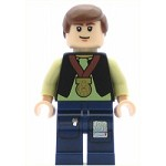LEGO Star Wars Minifigure Han Solo Celebration