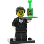 LEGO Collectible Minifigures Series 9 Waiter