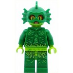 LEGO Monster Fighters Minifigure Swamp Creature