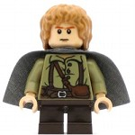 LEGO Lord of the Rings Minifigure LOR Samwise Gamgee