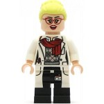 LEGO Super Heroes Minifigure Dr. Harleen Quinzel Red Glasses (70912)