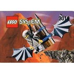 LEGO 3019 Castle Ninpo Big Bat