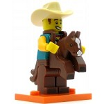 LEGO Collectible Minifigures Series 18 Cowboy Costume Guy