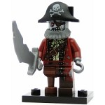 LEGO Collectible Minifigures Series 14 Zombie Pirate