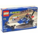 LEGO 6714 Town Speed Dragster