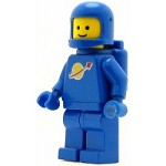 LEGO Space Minifigure Space Blue with Airtanks