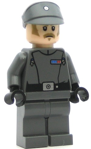 LEGO Star Wars Minifigure Imperial Recruitment Officer (75207)