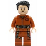 LEGO Star Wars Minifigure Poe Dameron Jumpsuit (75188)