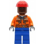 LEGO Spider-Man Minifigure Dock Worker