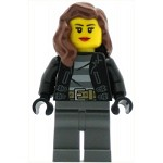 LEGO Town Minifigure Police - City Bandit Female