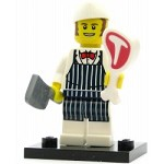 LEGO Collectible Minifigures Series 6 Butcher