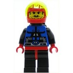 LEGO Space Minifigure Spyrius Chief