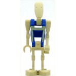 LEGO Star Wars Minifigure Battle Droid Pilot