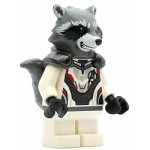 LEGO Super Heroes Minifigure Rocket Raccoon - White Jumpsuit