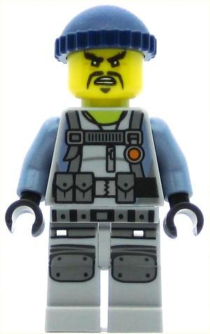 LEGO The LEGO Ninjago Movie Minifigure Mike the Spike (70632)